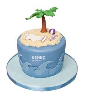 Торт море-3