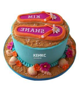 Торт море-4
