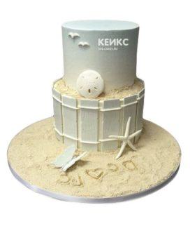 Торт море-6