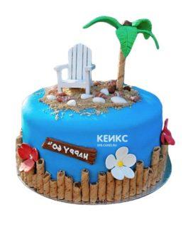 Торт море-9