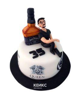 Торт мужчине на 29 лет 1