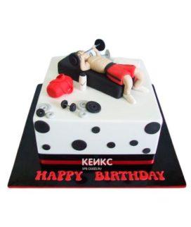 Торт мужчине на 29 лет 5