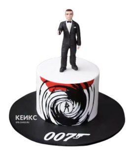 Торт мужчине на 33 года 6