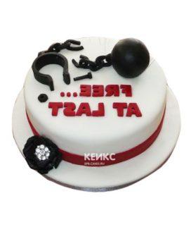 Торт на развод-1