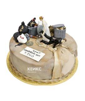 Торт на развод
