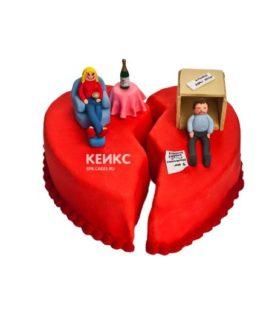 Торт на развод-8
