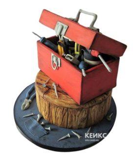 Торт необычной формы 5