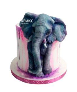 Торт необычной формы 6