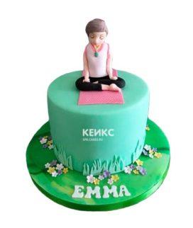 Торт необычный для мамы 2
