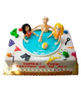Торт необычный для мужчины 10