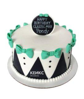 Торт необычный для мужчины