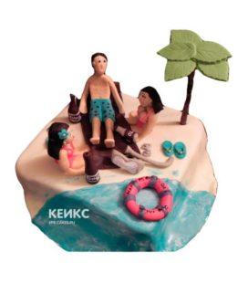 Торт необычный для мужчины 5