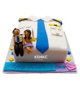 Торт необычный для мужчины 9