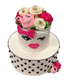 Торт необычный для женщины 3