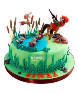Торт охота-13