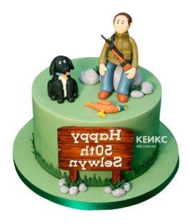 Торт охота-15