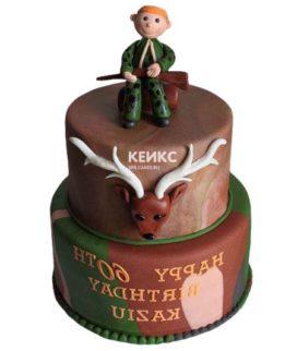 Торт охота-6