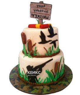 Торт охота-7