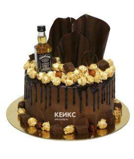 Торт парню на 22 года 3