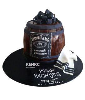 Торт парню на 22 года 5