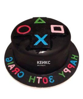 Торт парню на 24 года 10