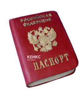 Торт паспорт для мальчика 3
