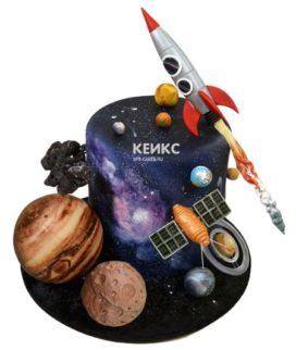 Торт планета-11