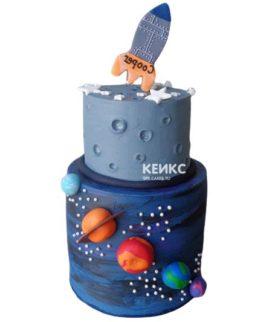Торт планета-14