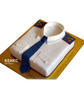 Торт полицейская форма-1