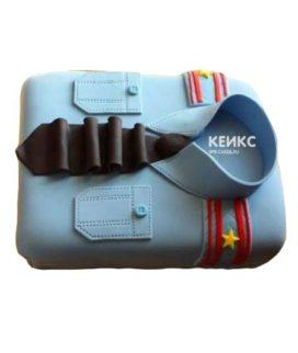 Торт полицейская форма-4