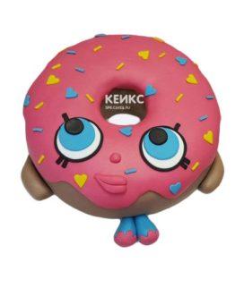 Торт пончик-3