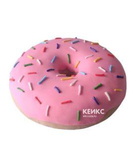 Торт пончик-6