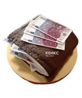 Торт портмоне 1