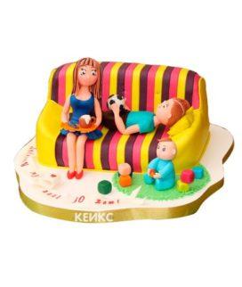 Торт прикольный для мужа 1