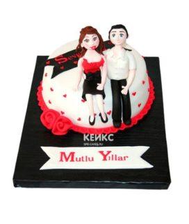 Торт прикольный для мужа 2