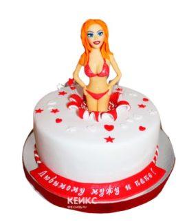 Торт прикольный для мужа