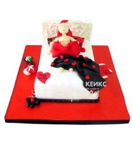 Торт прикольный для мужа 3