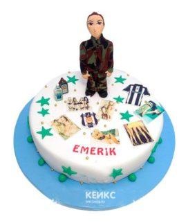 Торт прикольный для мужчины 1