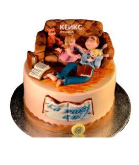 Торт прикольный для папы 5
