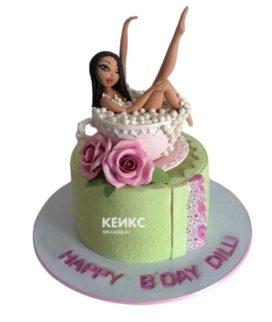 Торт прикольный для женщины-1