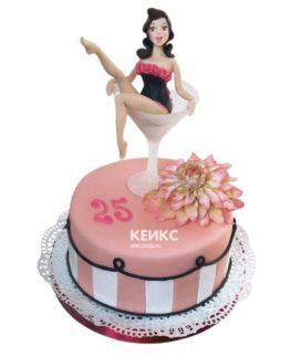 Торт прикольный для женщины-3