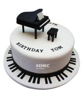Торт рояль 1