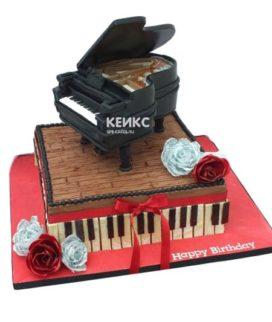 Торт рояль 4