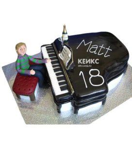 Торт рояль 7
