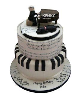 Торт рояль 8