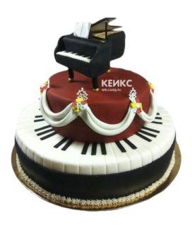 Торт рояль 9