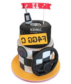 Торт руль-1