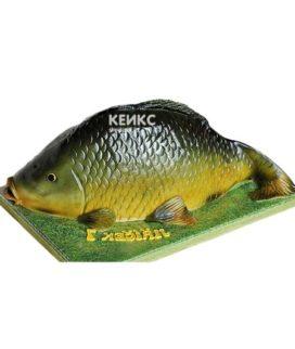 Торт рыба-7