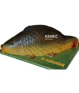 Торт рыба-8