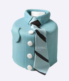 Торт с галстуком 15
